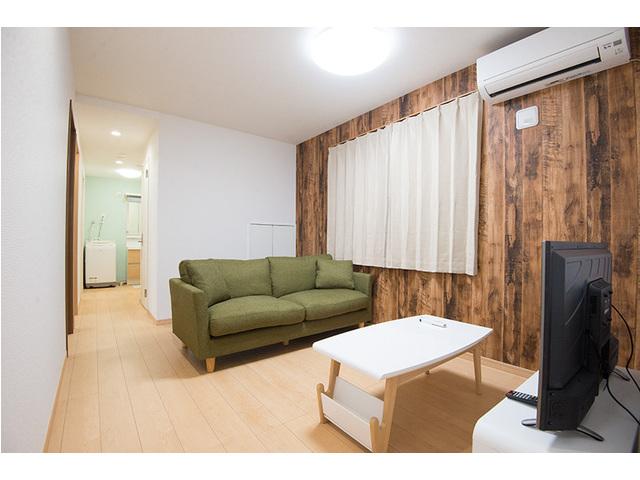 Flat Share板橋前野町 新开放公寓