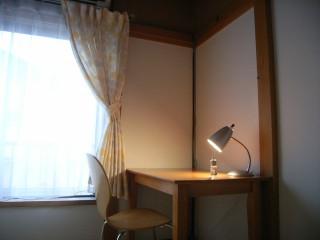 野方2011号室 照明交換後2011.6.14 010