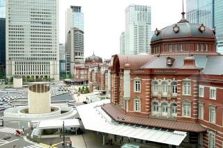 tokyo-station-641768_640