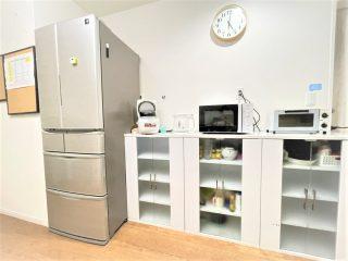 2階共用部(収納, 冷蔵庫)