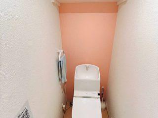 1階トイレ(奥) EDITED